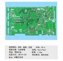 Contact Equipment PCB