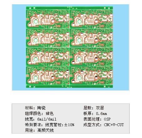 Ceramic PCB 1