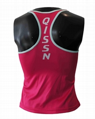 Women's Sublimated Sports Tanks Tops