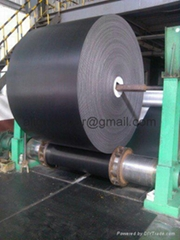 solid woven PVC PVG