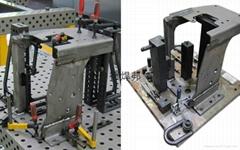 中德焊邦供應排氣管焊接工裝