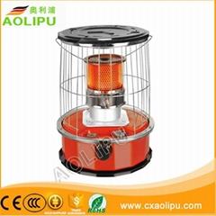 Alp-77 Glass Chimeny 6L Japanese Indoor Kerosene Heater