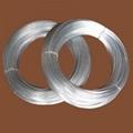 Tianium wire