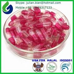Empty gelatin capsules s