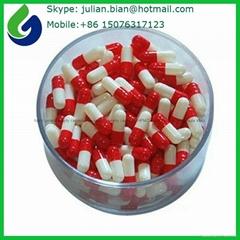 Bovine gelatin capsules