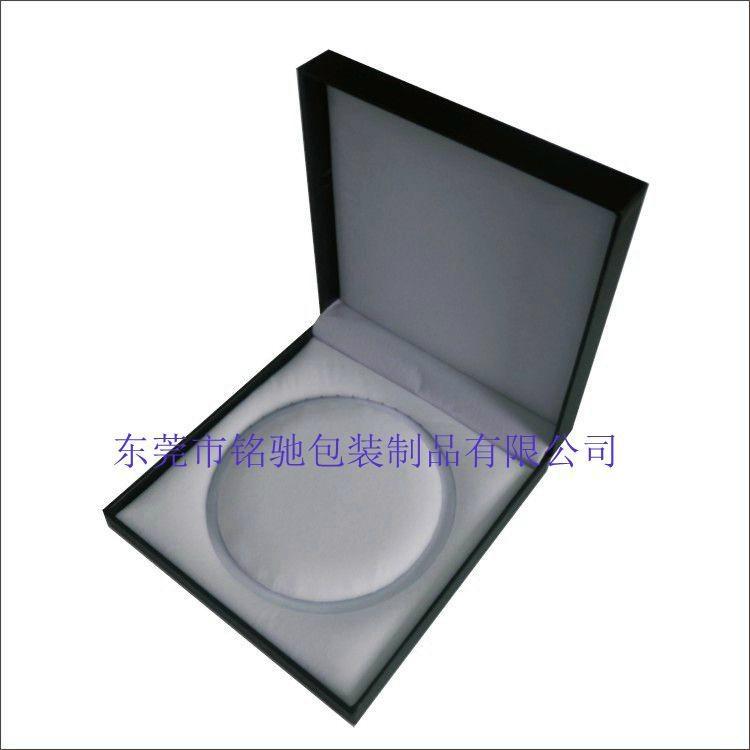 东莞厂家供应纸制黑色戒指盒, 4