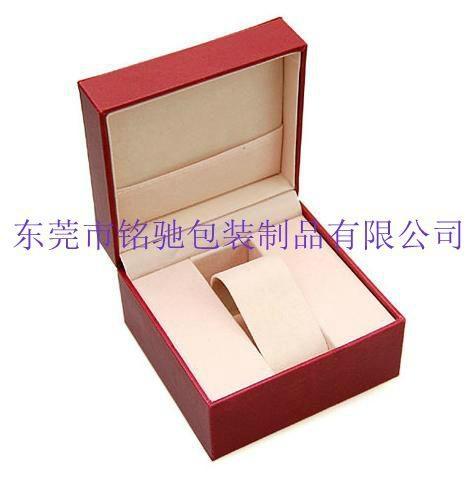 東莞禮品盒廠家供應高檔禮品手錶盒 2
