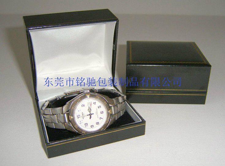 東莞禮品盒廠家供應高檔禮品手錶盒 3