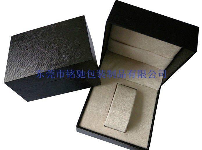 東莞禮品盒廠家供應高檔禮品手錶盒 4