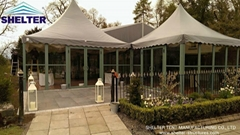 Shelter Pagoda Tent-Catering Tent-Restaurant