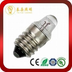 筆晶燈泡 2.2V0.25A