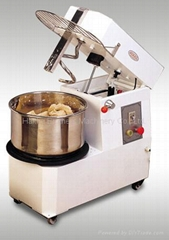 Rising head spiral mixer,dough mixer,pizza mixer