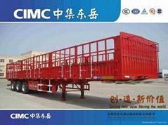 Cattle Transport Animal Transport Semi Trailer