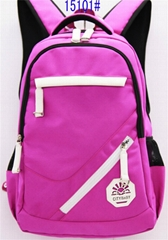 korean style backpack& popular backpack among young pople
