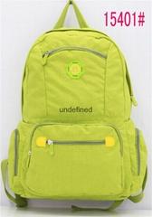 nylon bag & waterproof backpack