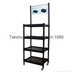 Display rack storage rack logistics rack