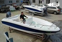 580 open speed boat
