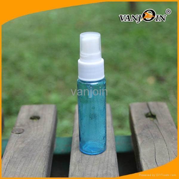 Blue Color PET Perfume Atomizer Bottle  2