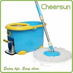 China manufacturer OEM Mop bucket easy floor mop