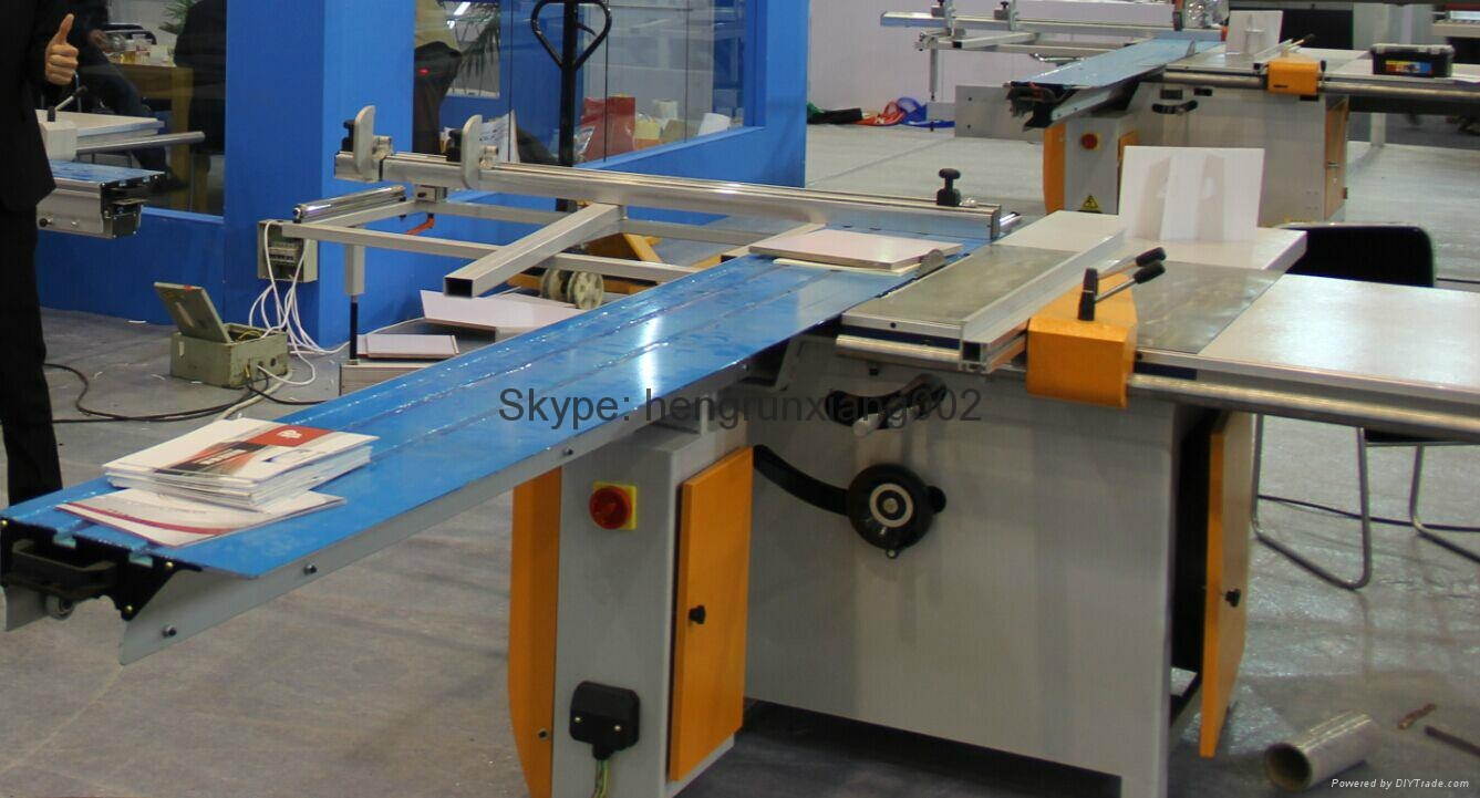 Ce Manufacturer Of Sliding Table Saw Machine Wood Sliding Table Saw Mj6130ty Hrx China