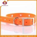 New design TPU coated dog collar 4