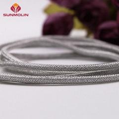 Waterproof TPU plastic coated rope for surf leash