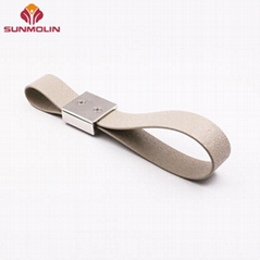 Flame proof tpu coated bus handle