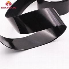 Waterproof TPU coated webbing strap