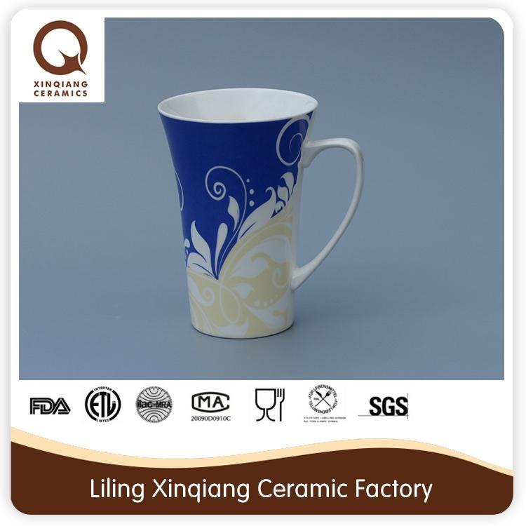 customized ceramic stoneware coffee cup set 3