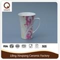 customized ceramic stoneware coffee cup set 2