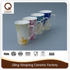 customized ceramic stoneware coffee cup set