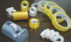 BOPP Adhesive Stationery Tape for Office and School Use