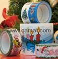 BOPP Water Based Acrylic Adhesive Tape