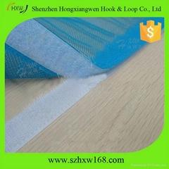 """Black Self Adhesive Velcro 0.75"""" wide Hook Loop fastener Tape"""