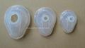 Disposable Gas Respirator Silicone Face Mask 2