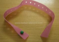 Disposable Meidical Grade Elastomeric Plastic Tourniquet