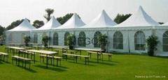 大型铝合金车展派对活动展览篷房帐篷