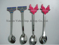 Beautiful Stainless Steel Ice spoon