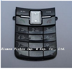 Customized Mobile Phone Keyboard