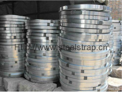 Ga  anized steel strapping 2