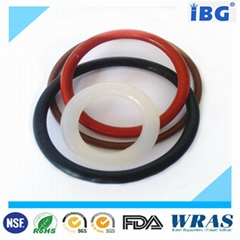Molded Silicone Bellows rubber grommets