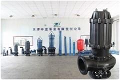 天津生产厂家抽水排污潜水泵