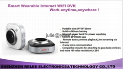 P2P battery operated outdoor sport wireless wifi security ip camera