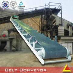 2015 new conveyor belt TD 500 for stone crusher