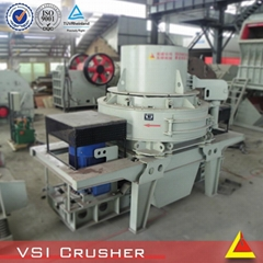 2015 new technology vertical shaft impact crusher PL 9016