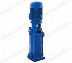 DL型立式多級離心泵