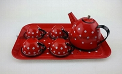 mini tea pot set