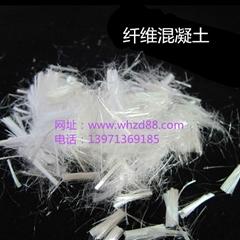 湖北武汉厂家直销专业混凝土抗裂纤维 鼎强防爆纤维