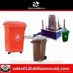 taizhou high quality Plastic injection dustbin mould supplier