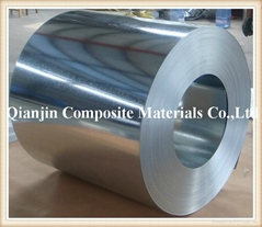 hot dipped galvanized steel in coils